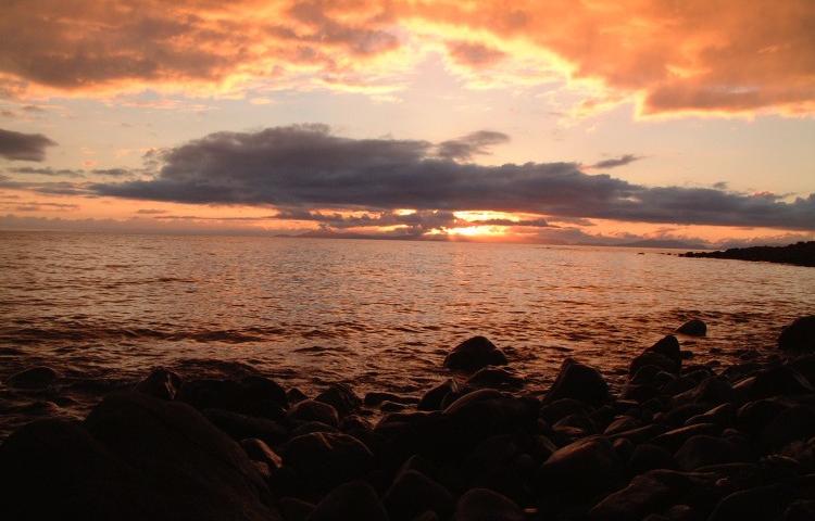 A Skye Sunset