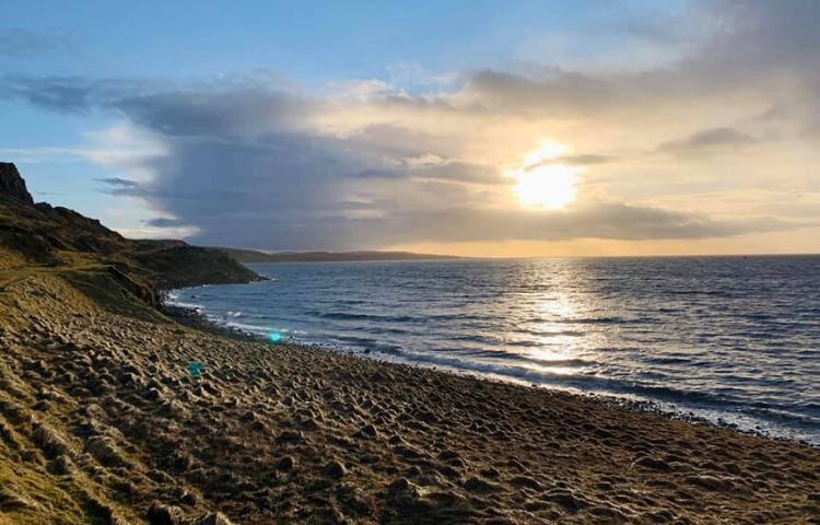 Duntulm Coast